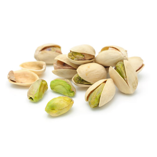 eye nutrients Pistachio Nuts