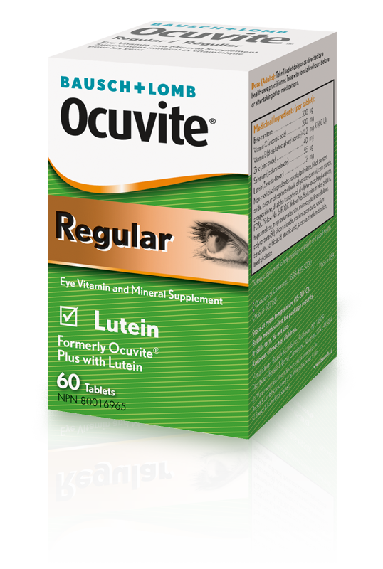 Ocuvite Regular